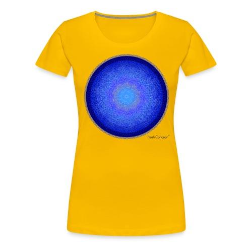 Fresh Rosace - T-shirt Premium Femme
