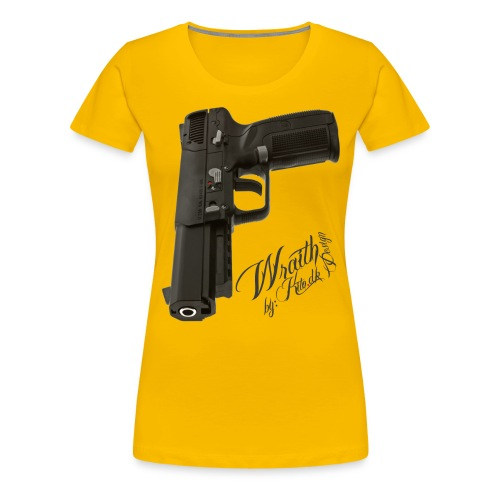 FN Five Seven - Women's Premium T-Shirt