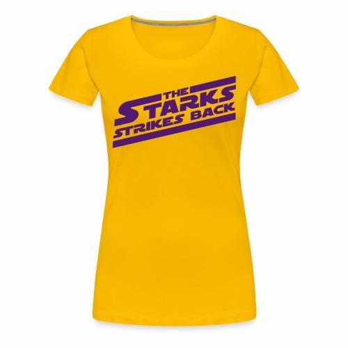starks black - T-shirt Premium Femme