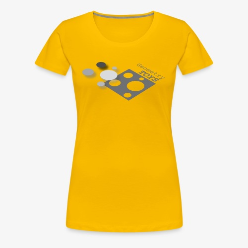 Geometry Toys - Women's Premium T-Shirt