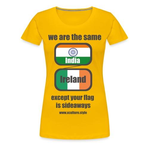 9 (1) - Women's Premium T-Shirt