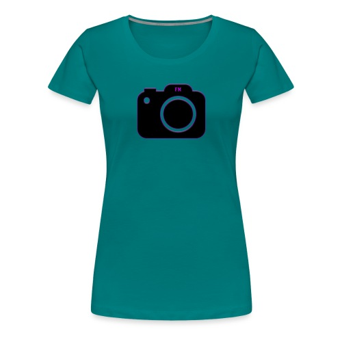 FM camera - Women's Premium T-Shirt