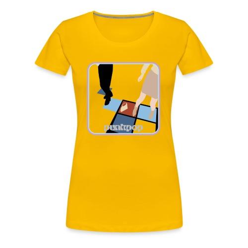 Pulp Disco PunkPop - Maglietta Premium da donna