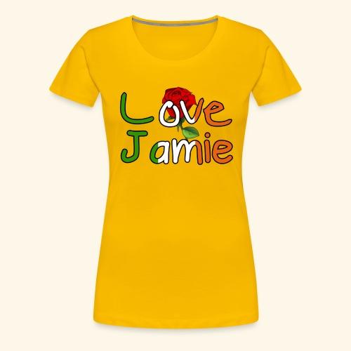 Jlove - Women's Premium T-Shirt