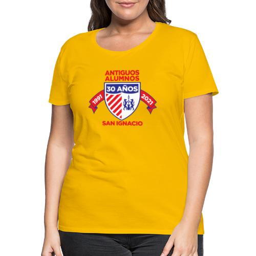 30 años Promoción 1991 CLS - Camiseta premium mujer