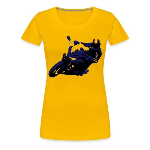 KAWA Z 1000 SX - Frauen Premium T-Shirt
