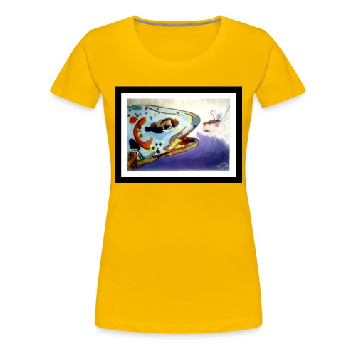 trota - Maglietta Premium da donna