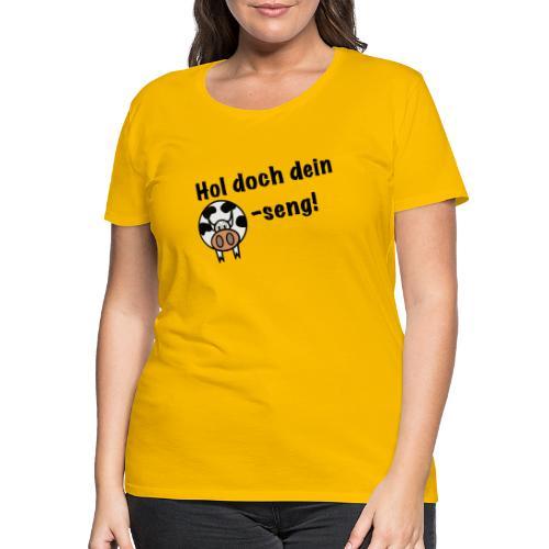 Couseng Diss - Frauen Premium T-Shirt