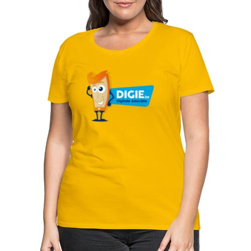 Digie.be - Vrouwen Premium T-shirt