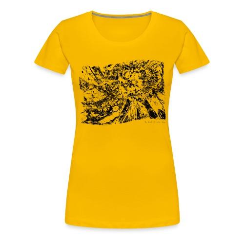 The Land Is Good Here - Women's Premium T-Shirt