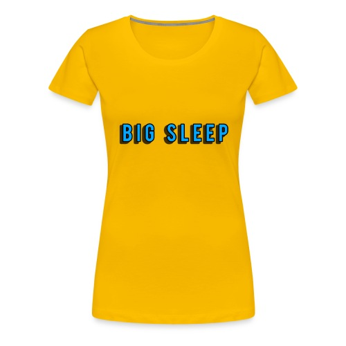 Letter No. one - Women's Premium T-Shirt