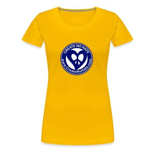 THIS IS THE BLUE CNH LOGO - Women's Premium T-Shirt