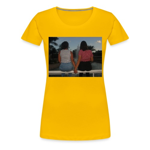 Roo and nat - Camiseta premium mujer