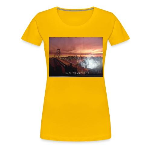 Geillllllloooooo - Frauen Premium T-Shirt