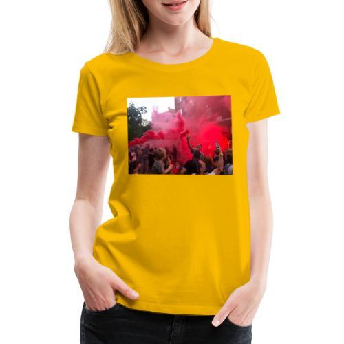 RedD Smoke - Frauen Premium T-Shirt