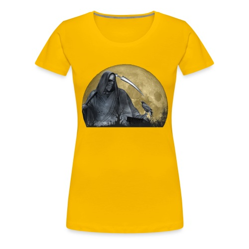 ankou - T-shirt Premium Femme