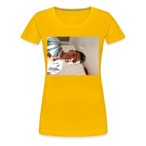 Renanblacke - Frauen Premium T-Shirt