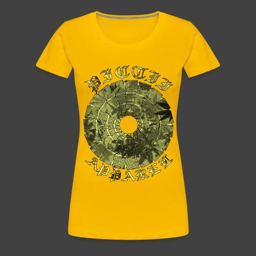 RFPICAPP046B - COL3 - Women's Premium T-Shirt
