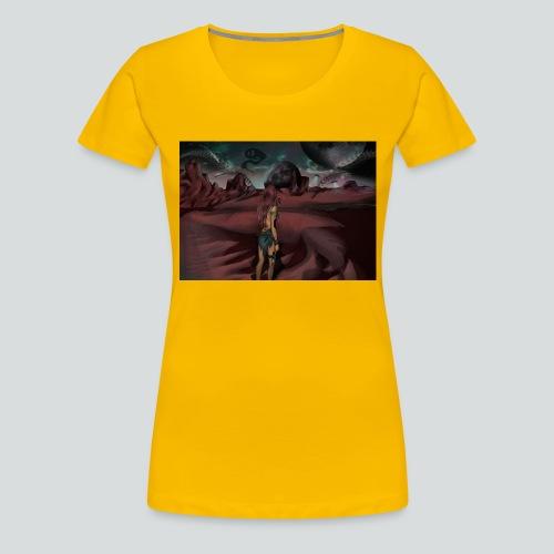 While I' m still here - T-shirt Premium Femme
