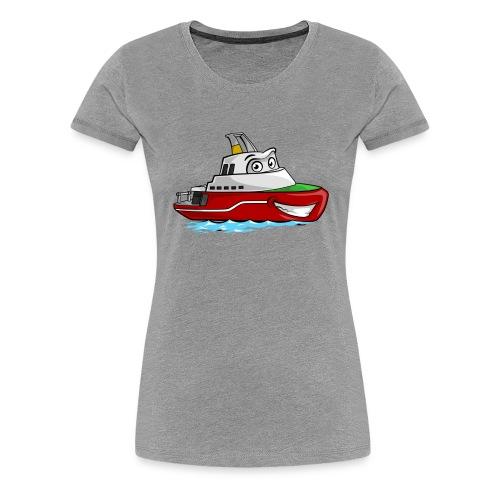 Boaty McBoatface - Women's Premium T-Shirt