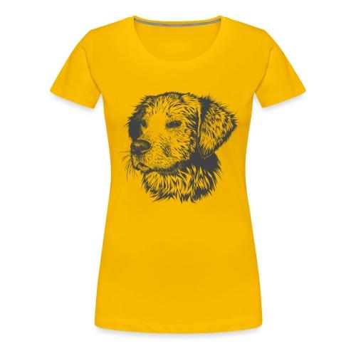 Rufus - Women's Premium T-Shirt