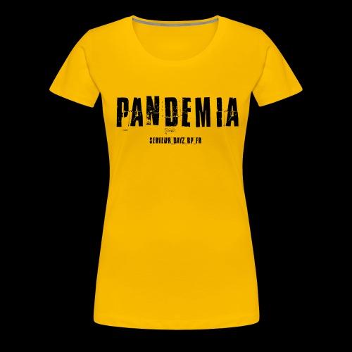 Pandemia - T-shirt Premium Femme
