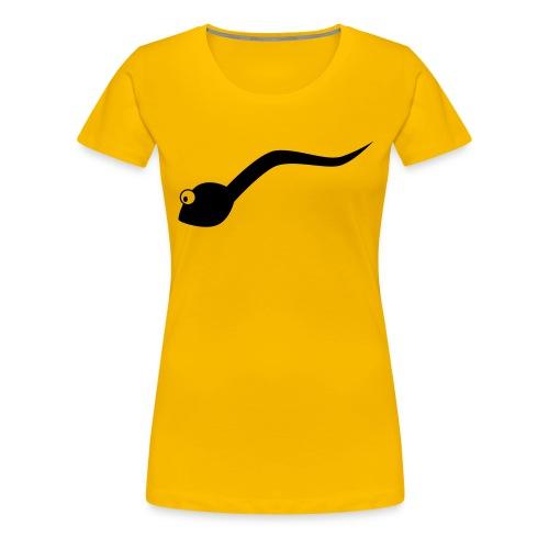 Spermium - Frauen Premium T-Shirt