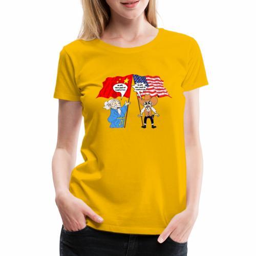 konfuzz - Frauen Premium T-Shirt