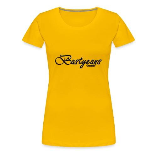 Bastyeans 1.0 - Frauen Premium T-Shirt