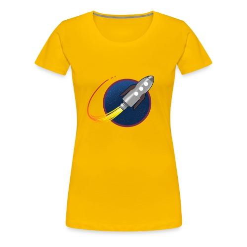 GP Rocket - Women's Premium T-Shirt