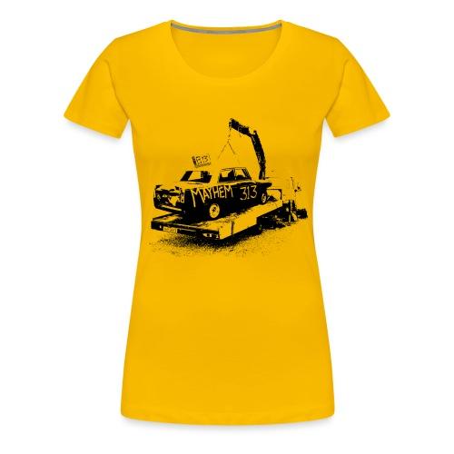 Mayhem! - Women's Premium T-Shirt
