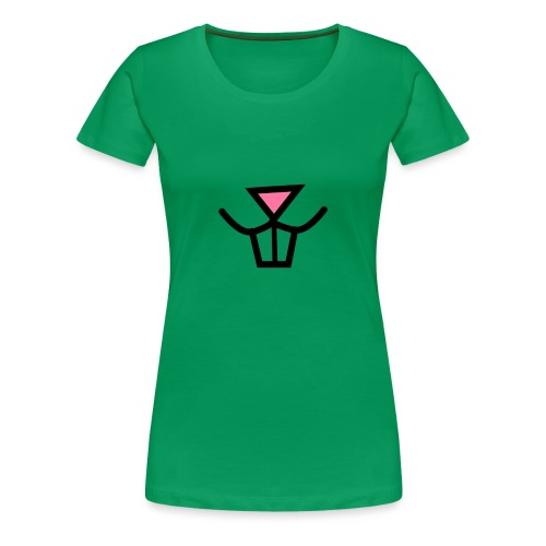 Bunny Big Nose - Women's Premium T-Shirt
