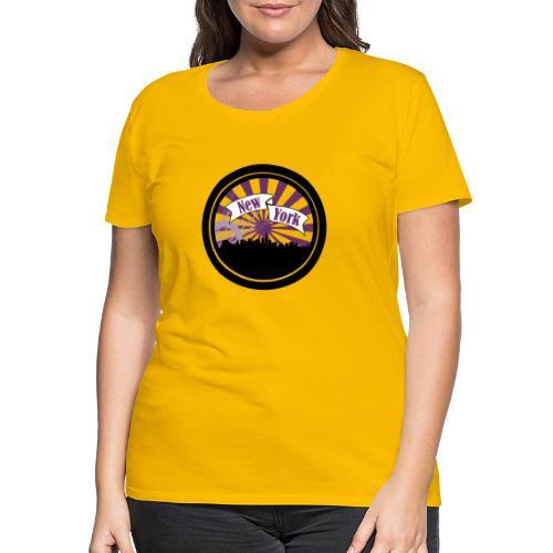 New York City - T-shirt Premium Femme