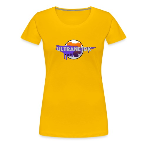 ULraNaetDK2 - Dame premium T-shirt
