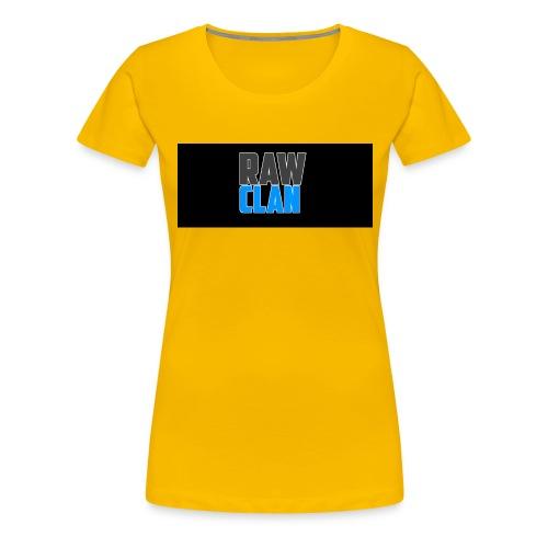 TSHIRT_LOGO - Women's Premium T-Shirt