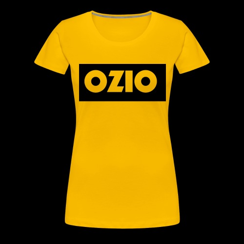 Ozio's Products - Women's Premium T-Shirt