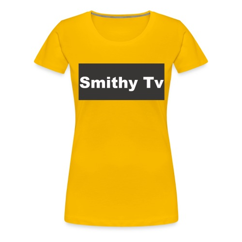 smithy_tv_clothing - Women's Premium T-Shirt