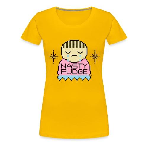 8BITNIPS png - Vrouwen Premium T-shirt