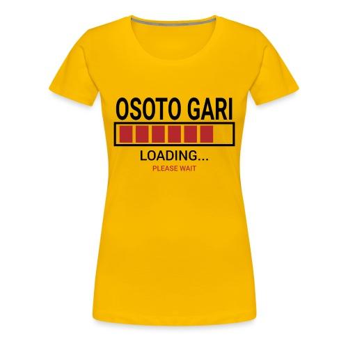 O Soto Gari Loading.... Pleas Wait - Koszulka damska Premium