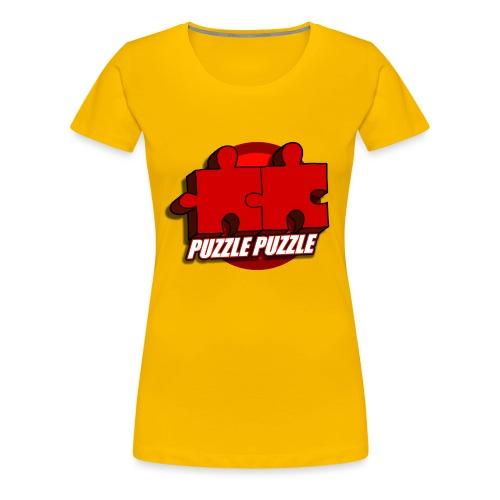 PuzzlePuzzle - Maglietta Premium da donna