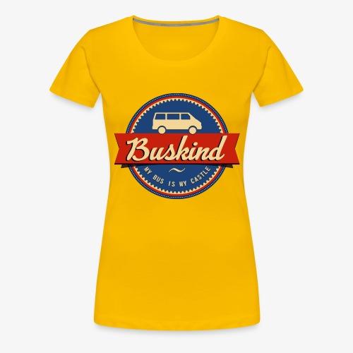 Buskind - Frauen Premium T-Shirt