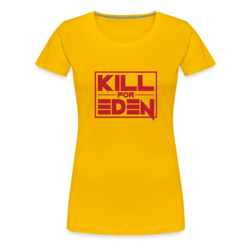 Women's Shoulder-Free Tank Top - Women's Premium T-Shirt