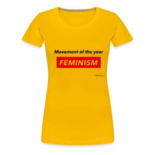 Feminism - Women's Premium T-Shirt