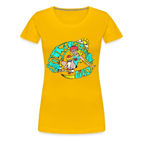 Tee-shirt olp girly - T-shirt Premium Femme