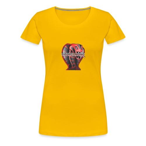 Vip3r Head Logo - Women's Premium T-Shirt