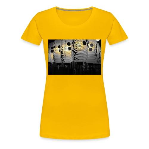 Tokio Lampions - Frauen Premium T-Shirt
