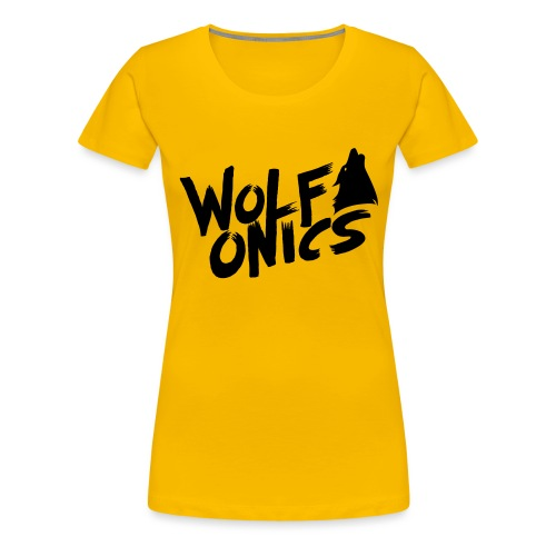 Wolfonics - Frauen Premium T-Shirt