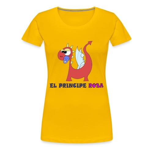 dragonpete - Camiseta premium mujer