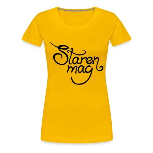 starenmag - Vrouwen Premium T-shirt