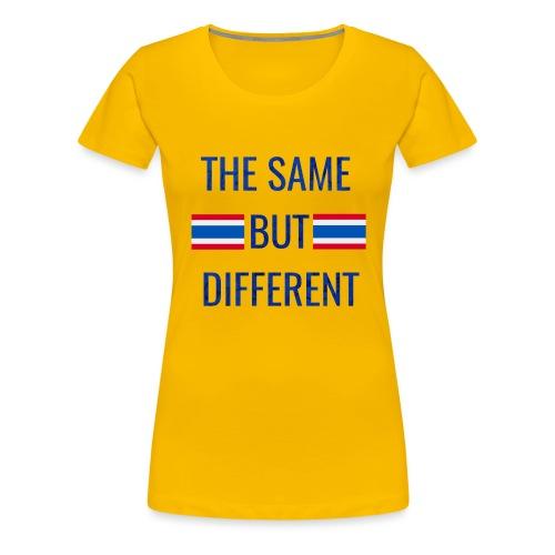 Logopit 1522713240260 1 - T-shirt Premium Femme